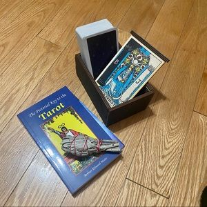 Other - Tarot Card Set with Case